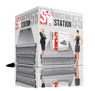 Hosting Station55